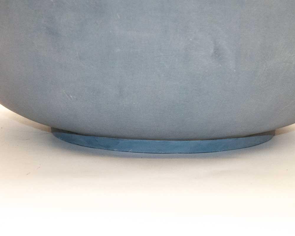 Großartig Pflanzkübel, Pflanzschale Fiberglas D50xH25cm grau. MP33
