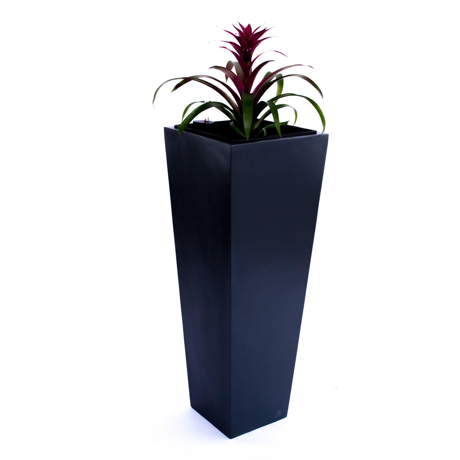 favorit blumentopf gro anthrazit ue79 kyushucon. Black Bedroom Furniture Sets. Home Design Ideas
